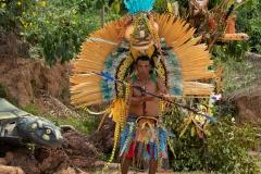Indigenous River Dweller