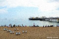 Impressions of Brighton Beach