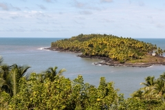 Devil's Island from Ile Royale