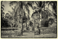 Entrance to the Penal Colony