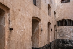 Prison Cells Block