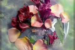 Floating petals 2