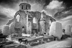 Ruins in Charente-Maritime