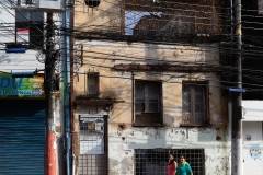 Manaus Street Scene