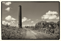 Old Sugar Factory Chimney
