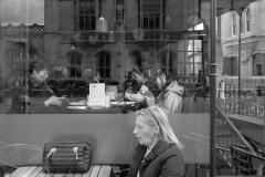 Modern day Cafe Society