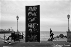 Kissing Statue, Brighton