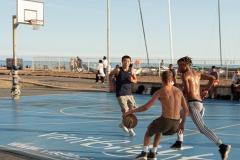 Basket Ball Players