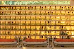 Golden Cruise Ship