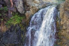 Goldsborough Waterfall, Scarborough, Tabago