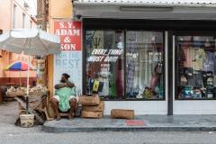 Street Seller, Barbados